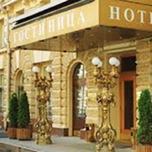 Гостиницы Волчихи
