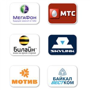 Операторы сотовой связи Волчихи