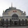 Железнодорожные вокзалы в Волчихе