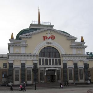 Железнодорожные вокзалы Волчихи